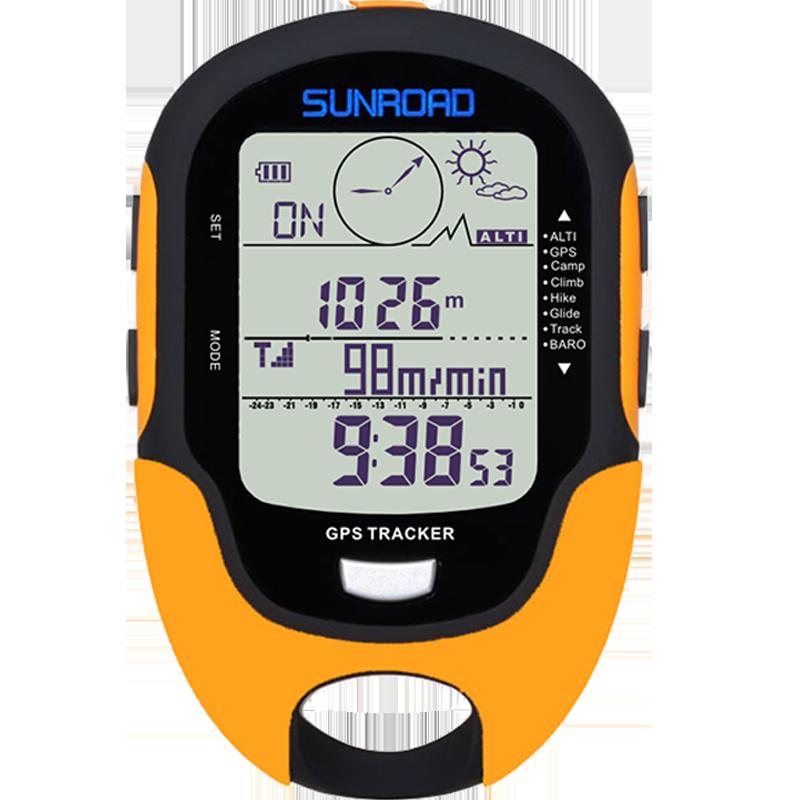 多功能GPS电子高度计